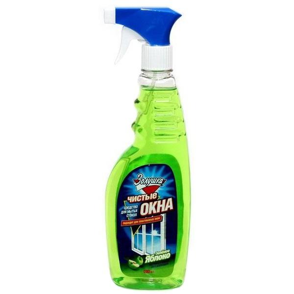 Средство для мытья окон авто